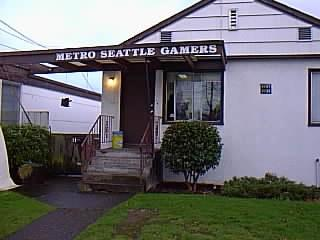 MSG's old location in Ballard